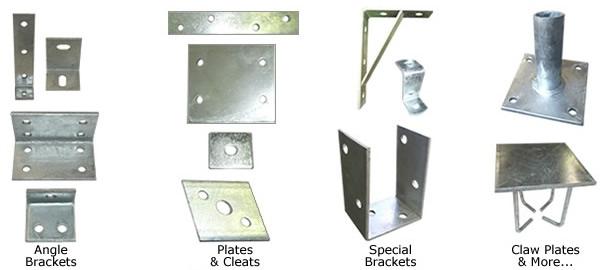Scott Metals Products Brackets Plates Nuts Amp Bolts